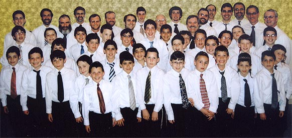Jewish Music Heritage Project Boys' and Men's Choir